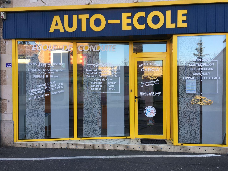 Agence Lussac Les Chateaux